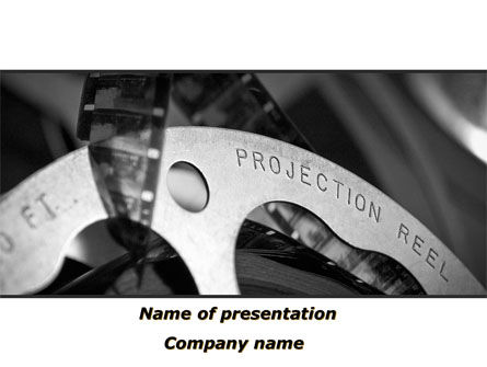 Projection Reel PowerPoint Template