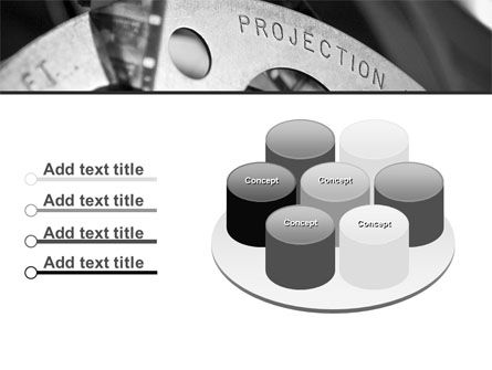 Projection Reel PowerPoint Template Slide 12