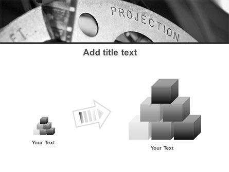 Projection Reel PowerPoint Template Slide 13