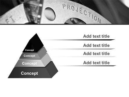 Projection Reel PowerPoint Template Slide 4