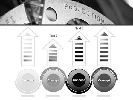 Projection Reel PowerPoint Template Slide 7
