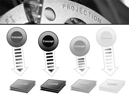 Projection Reel PowerPoint Template Slide 8
