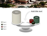 Destroyed Buildings PowerPoint Template#10