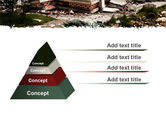 Destroyed Buildings PowerPoint Template#12
