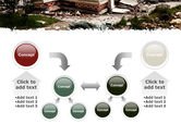 Destroyed Buildings PowerPoint Template#19