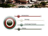 Destroyed Buildings PowerPoint Template#3
