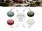 Destroyed Buildings PowerPoint Template#6