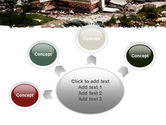 Destroyed Buildings PowerPoint Template#7
