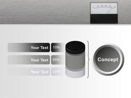 Analog Meter PowerPoint Template Slide 11