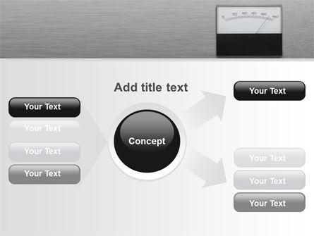 Analog Meter PowerPoint Template Slide 14