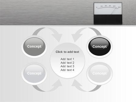 Analog Meter PowerPoint Template Slide 6