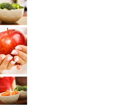 Fresh Food PowerPoint Template, Slide 3, 09481, Food & Beverage — PoweredTemplate.com