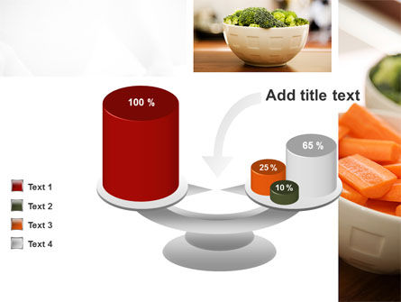 Fresh Food PowerPoint Template Slide 10