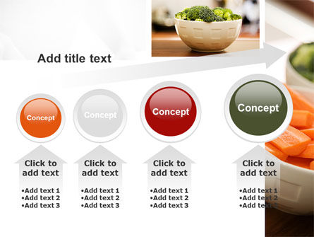 Fresh Food PowerPoint Template Slide 13