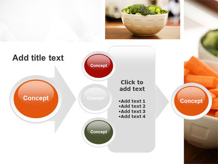 Fresh Food PowerPoint Template Slide 17