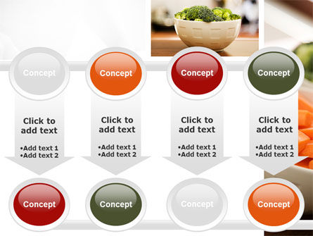 Fresh Food PowerPoint Template Slide 18