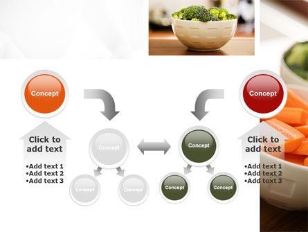 Fresh Food PowerPoint Template Slide 19