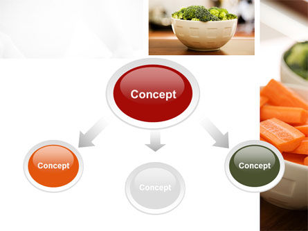 Fresh Food PowerPoint Template, Slide 4, 09481, Food & Beverage — PoweredTemplate.com