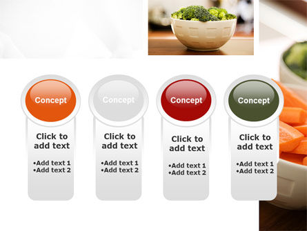 Fresh Food PowerPoint Template Slide 5