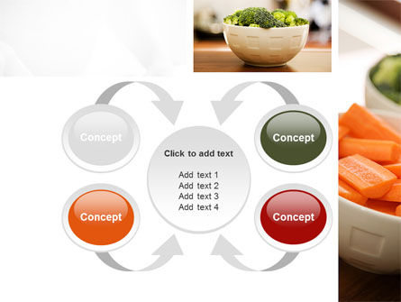 Fresh Food PowerPoint Template Slide 6