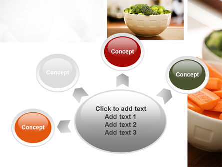Fresh Food PowerPoint Template Slide 7