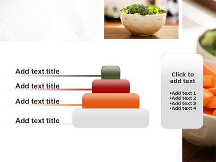 Fresh Food PowerPoint Template Slide 8
