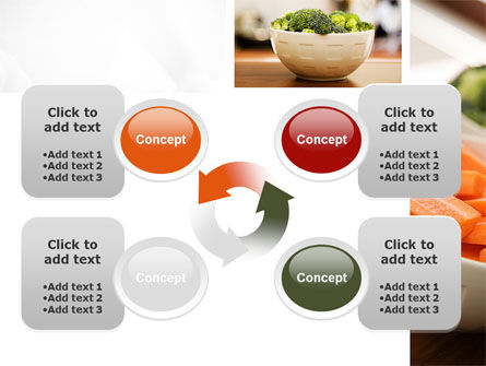 Fresh Food PowerPoint Template Slide 9
