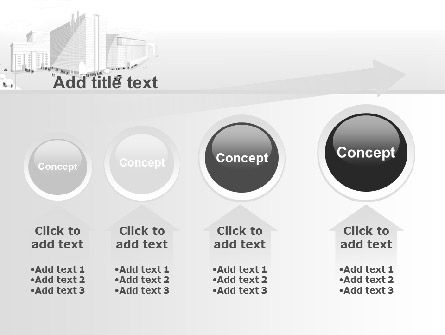 Urban Architecture Project PowerPoint Template Slide 13