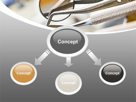 Dental Instruments PowerPoint Template, Slide 4, 09485, Medical — PoweredTemplate.com