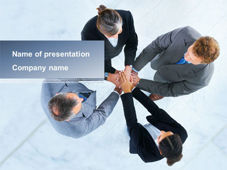 Consensus PowerPoint Template