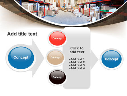 Warehouse PowerPoint Template Slide 17