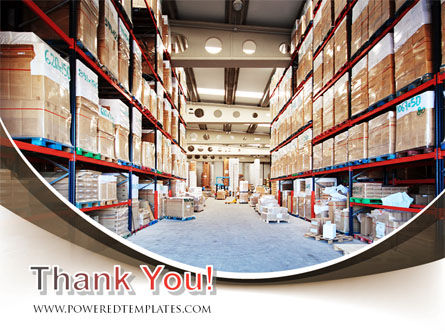 Warehouse PowerPoint Template Slide 20
