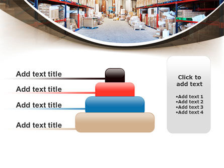Warehouse PowerPoint Template Slide 8