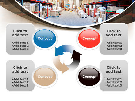 Warehouse PowerPoint Template Slide 9