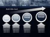 Chicago Shore PowerPoint Template#13