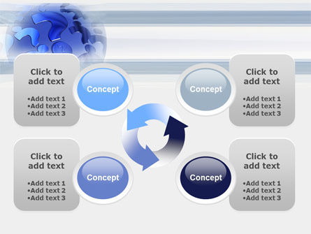 Question Marks PowerPoint Template Slide 9