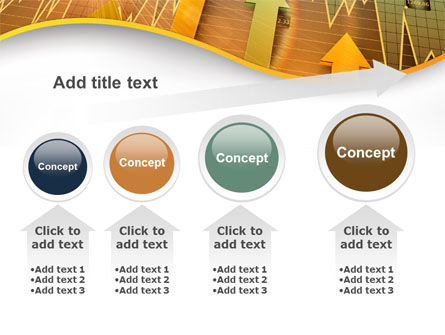 Visual Report PowerPoint Template Slide 13