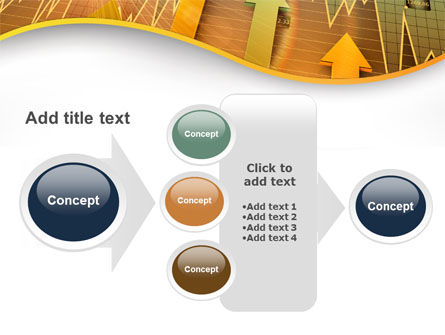 Visual Report PowerPoint Template Slide 17