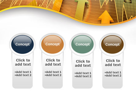 Visual Report PowerPoint Template Slide 5