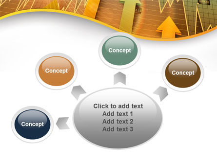 Visual Report PowerPoint Template Slide 7