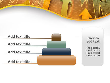 Visual Report PowerPoint Template Slide 8