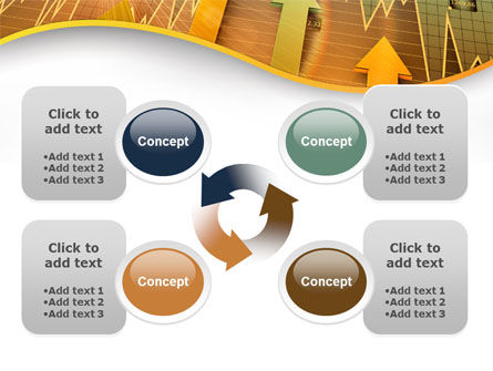 Visual Report PowerPoint Template Slide 9