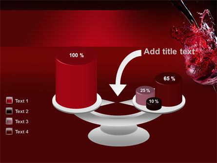 Fantastic Red Wine PowerPoint Template Slide 10
