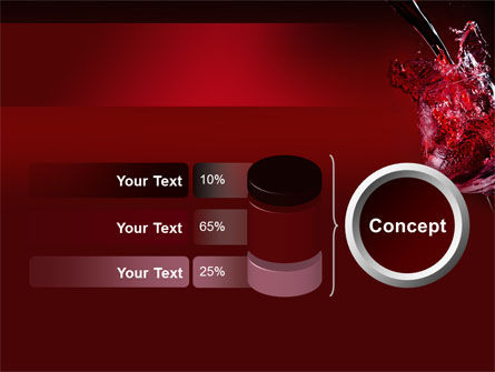 Fantastic Red Wine PowerPoint Template Slide 11