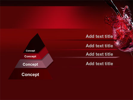 Fantastic Red Wine PowerPoint Template Slide 12