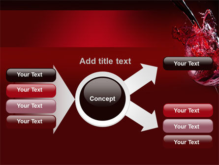 Fantastic Red Wine PowerPoint Template Slide 14