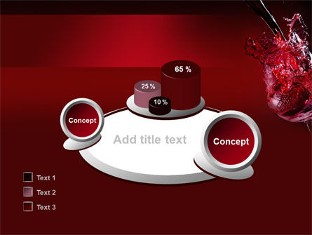 Fantastic Red Wine PowerPoint Template Slide 16