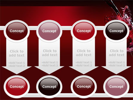 Fantastic Red Wine PowerPoint Template Slide 18