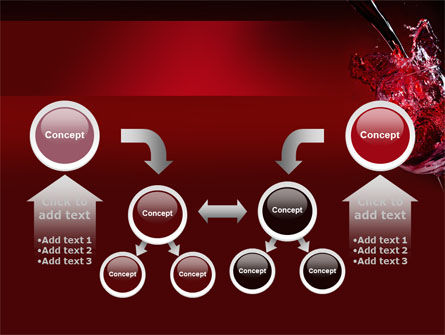 Fantastic Red Wine PowerPoint Template Slide 19