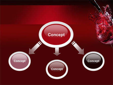 Fantastic Red Wine PowerPoint Template Slide 4